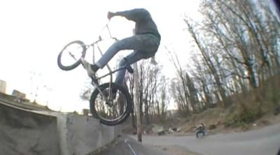 Bepiscrawdad BMX video
