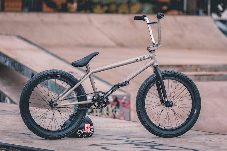 Flybikes Stefan Lantschner BMX bike check 2021