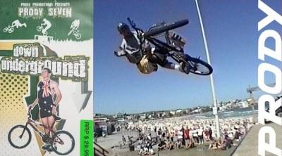 Prody Seven Downunderground BMX video