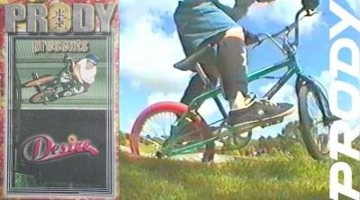 Prody Six BMX video