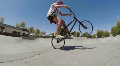Source BMX Shadow Conspiracy Challenges BMX video