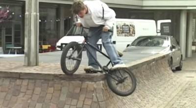 Super Europe BMX video