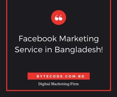 Facebook Marketing Service in Bangladesh