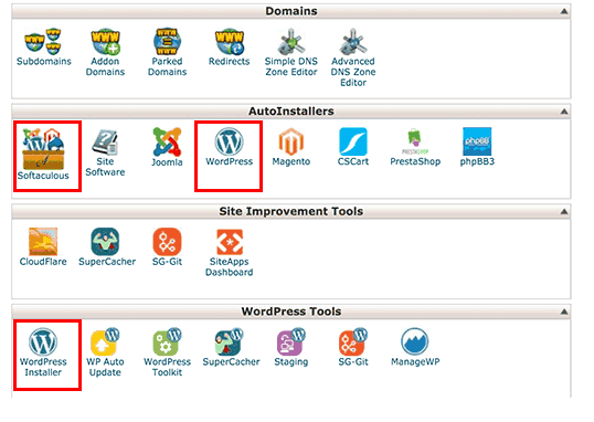 cpanel wp tutorial in bangla