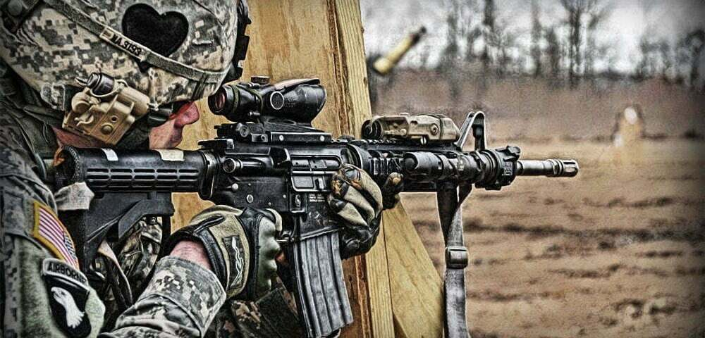 Солдаты должны сами заботиться о своём M4