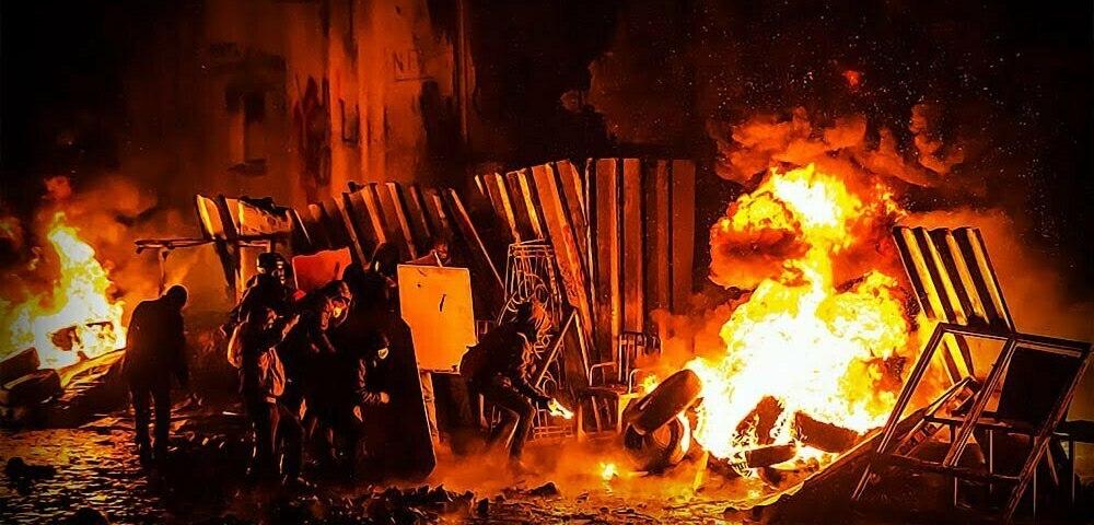 Украинский Майдан как репетиция апокалипсиса. Часть 2
