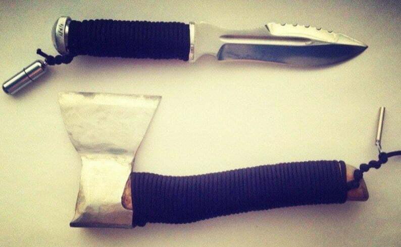 Вторая жизнь ножа Барс-1: желание и умение решают!