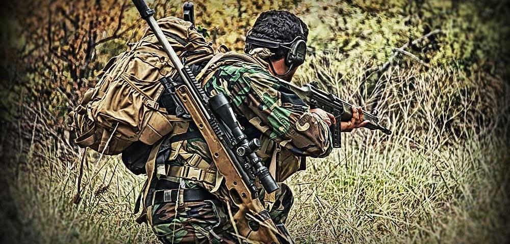 Физическая подготовка. Упражнения, необходимые для снайпера