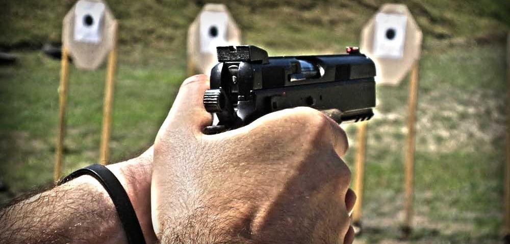 Как целиться из пистолета - советы для начинающих