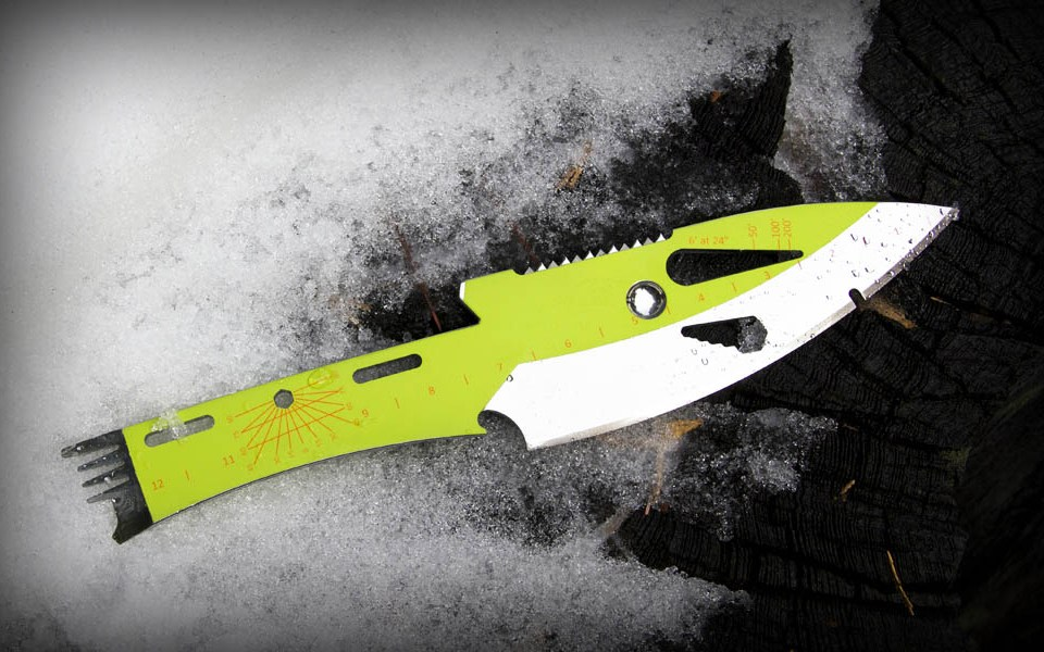 Kniper - мультитул с любопытным набором предметов