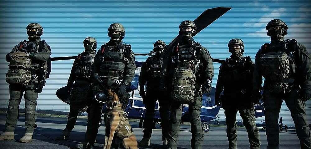 GSG 9: подразделение спецназа Федеральной полиции Германии