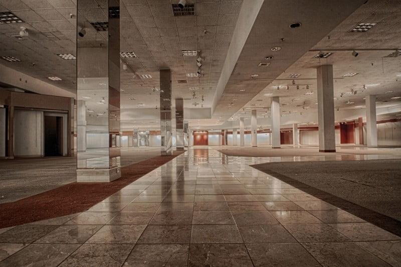 Крествуд молл (Crestwood Mall) Сент Луис Миссури (3)