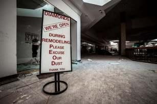 Рэндал Парк молл (Randall Park Mall) Северный Рэндал Огайо (18)