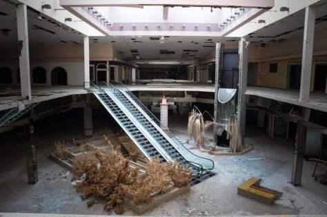 Роллинг Акрос молл (Rolling Acres Mall) Акрон Огайо (10)