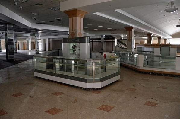 Турфланд молл (Turfland Mall) Лексингтон Кентукки (3)