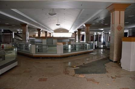 Турфланд молл (Turfland Mall) Лексингтон Кентукки (5)
