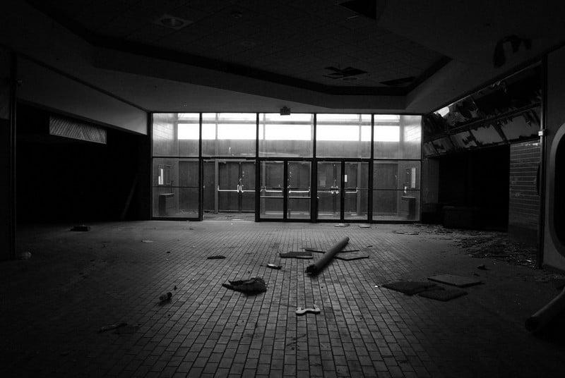 Вудвиль молл (Woodville Mall) Нортвуд Огайо (5)