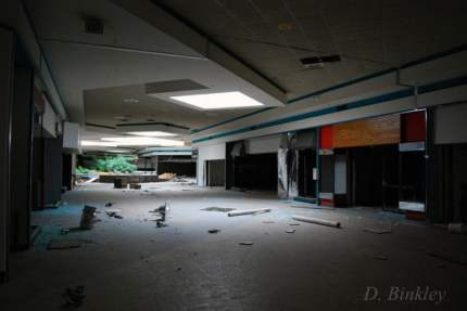 Вудвиль молл (Woodville Mall) Нортвуд Огайо (6)