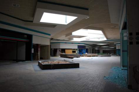 Вудвиль молл (Woodville Mall) Нортвуд Огайо (7)