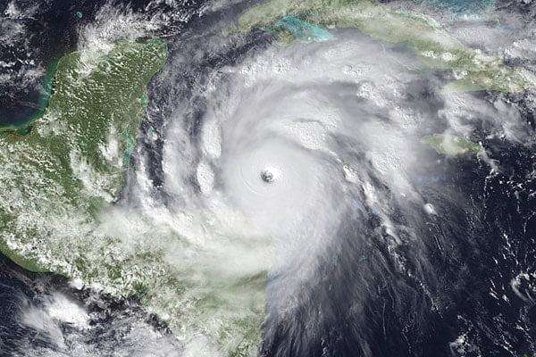 Ураган «Митч» (Hurricane Mitch)