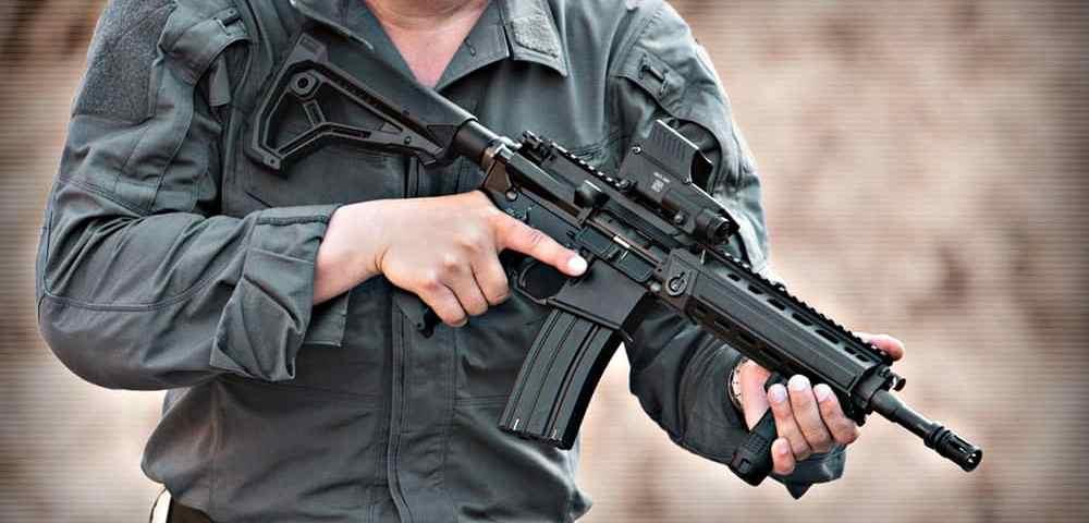 ARAD - Новая штурмовая винтовка от израильской компании IWI - Last Day Club