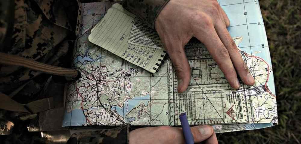 Как изготовить топографическую карта своими руками - Last Day Club