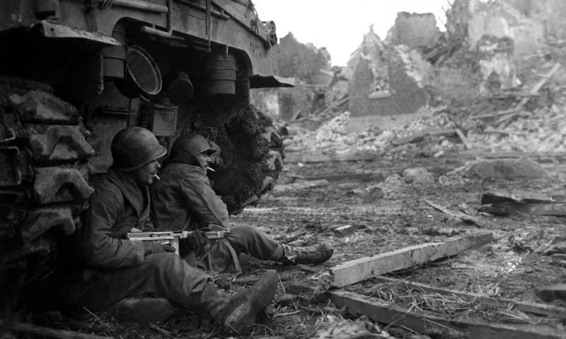 Жизнь длиною полчаса: сколько живёт подразделение в бою