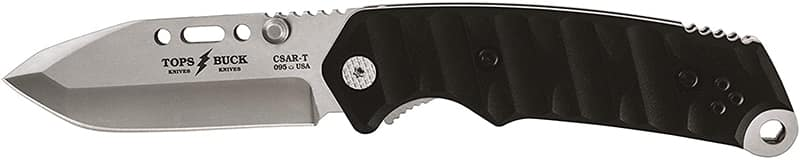 10 - BUCK & TOPS CSAR-T - Как выбрать складной нож. 10 лучших карманных ножей для EDC