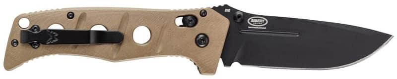 3 - BENCHMADE ADAMAS 275 - Как выбрать складной нож. 10 лучших карманных ножей для EDC