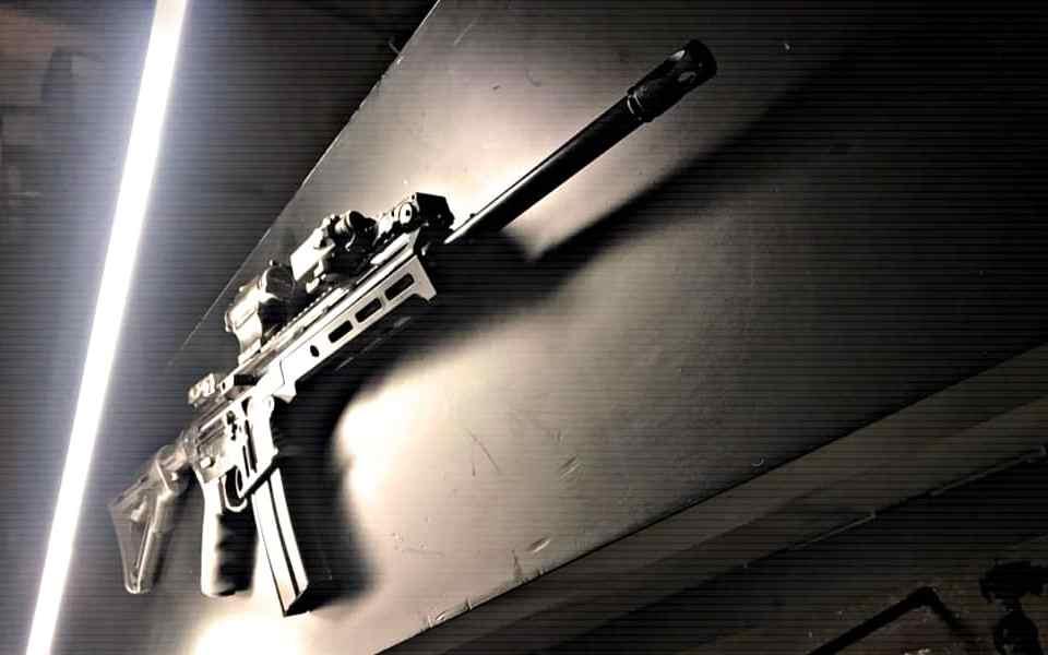 RA-15 - лучшее, что могло произойти с AR-15 в России - Last Day Club
