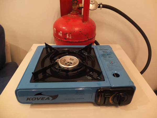 газовая горелка-плита