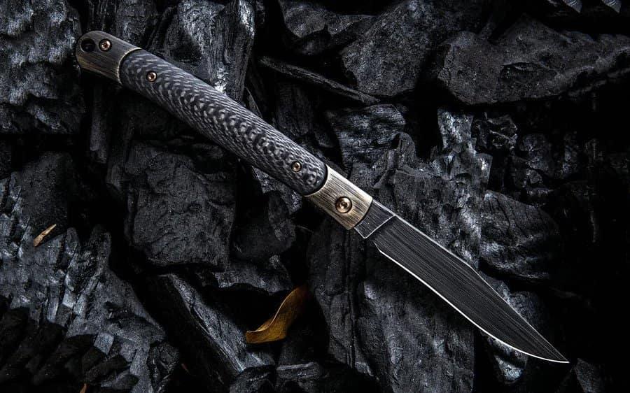 09 - WE Knife Co. Gentry - Складные ножи для EDC - дюжина наиболее лёгких моделей 2020