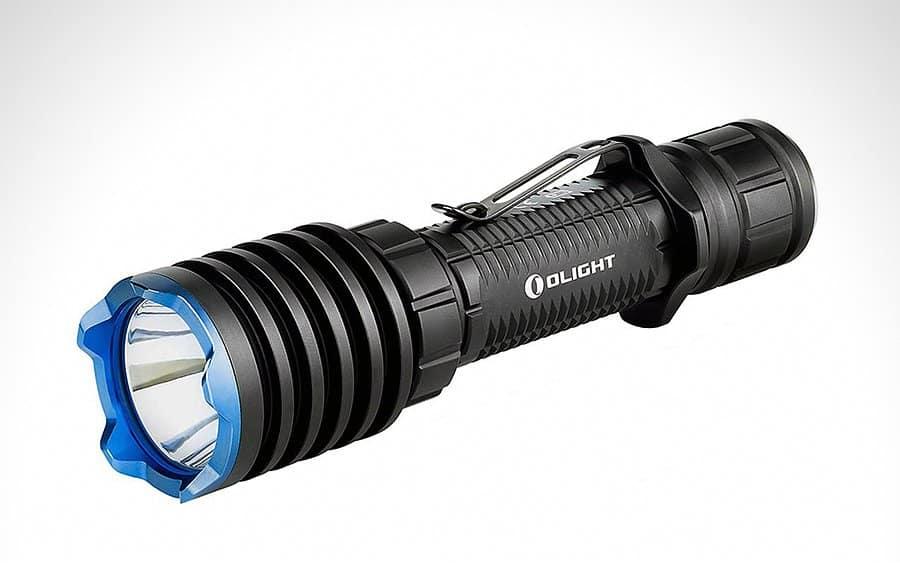 1 - Olight Warrior X Pro Tactical Flashlight - Тактические фонари - лучшие модели за 2020-й год