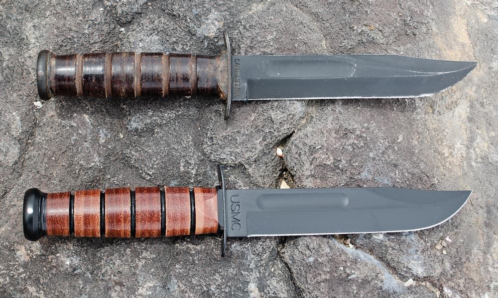 Легендарные ножи выживания. Часть 2 - Нож Ka-Bar