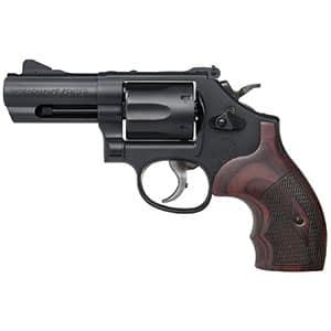 3. Smith & Wesson Model 19 Carry Comp - Хочу купить револьвер. Часть 2 - Топ-10 лучших револьверов 2020