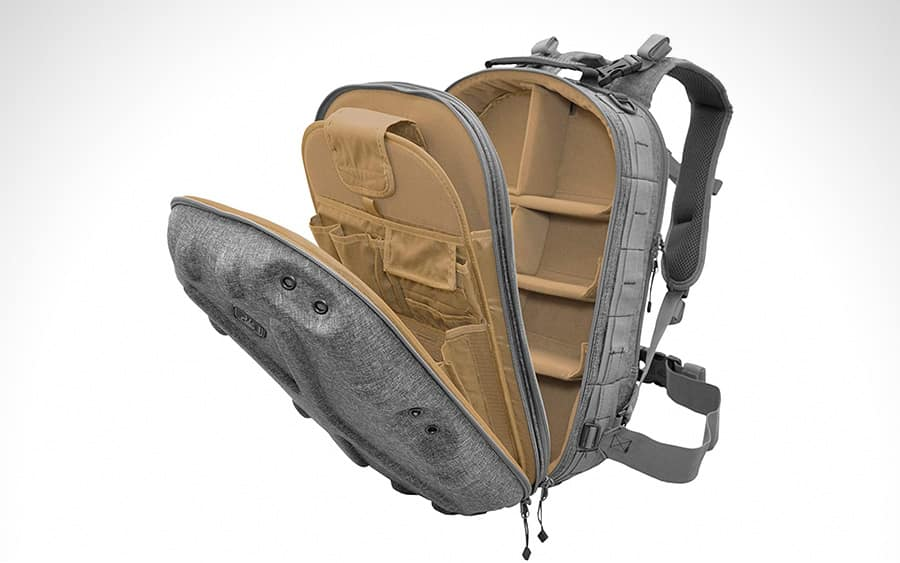 Hazard 4 Grayman Pillbox Camera Backpack - Лучшие повседневные рюкзаки и EDC-сумки для фотоаппарата 2020