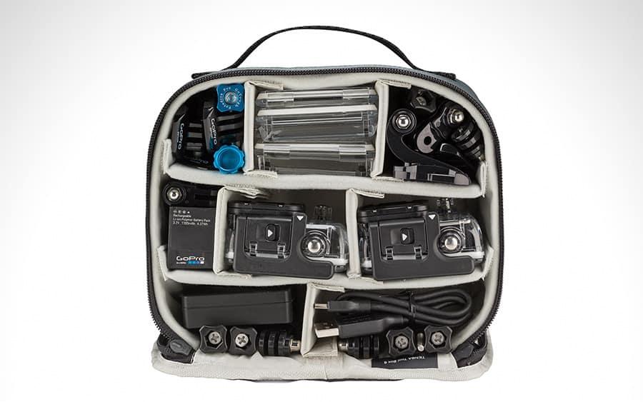 Tenba Toolbox 6 Photo Insert Bag - Лучшие повседневные рюкзаки и EDC-сумки для фотоаппарата 2020
