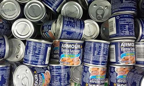 Консервированные мясо и рыба - Доступные и дешёвые источники белка для запасания на случай ЧС