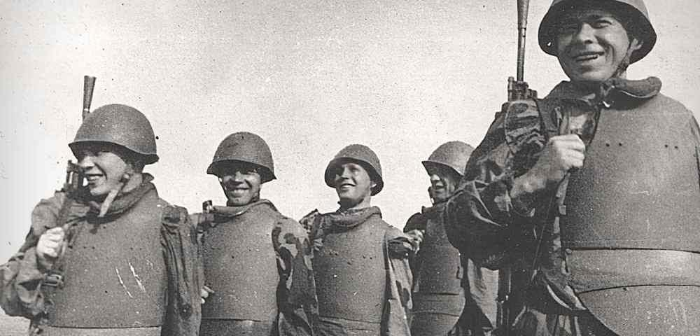 Отечественные бронежилеты времён Российской Империи и СССР
