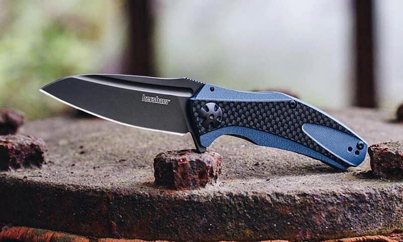 Kershaw Natrix Pocket Knife - Лучшие складные ножи для EDC стоимостью до 50 долларов