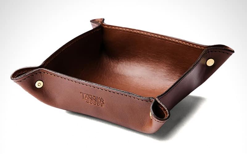 6 - Tanner Goods Valet Tray - Органайзеры для EDC - 12 лучших стационарных и портативных моделей - Last Day Club