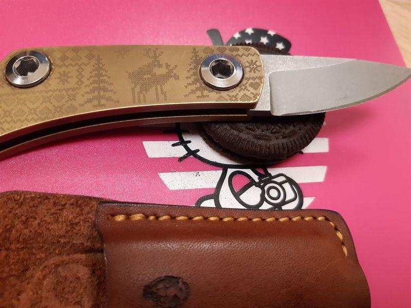Нож от бруталики. Общий вид...