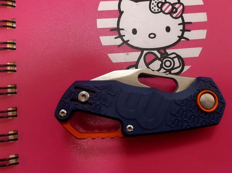 Нож складной MKM isonzo - общий вид
