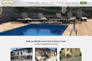 Website advies In Boca al Lupo