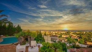 Casa Asombrosa. Sunrise, #asombrosa, #bnbjavea, #javea
