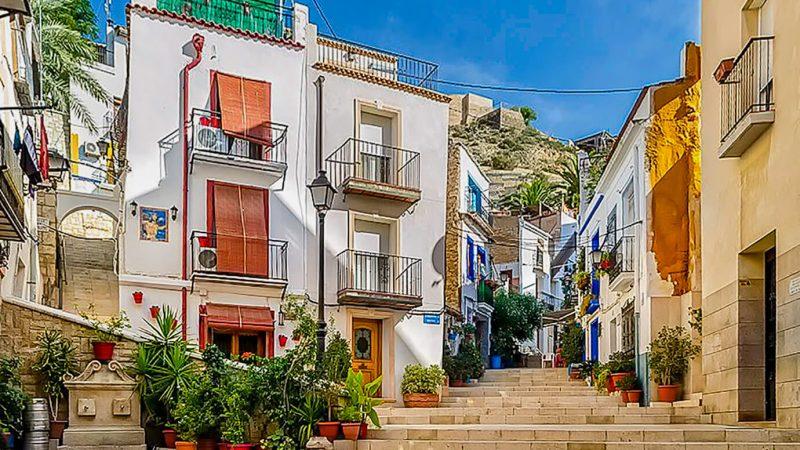 Casco Antiguo, Alicante, Costa Blanca, bnbjavea