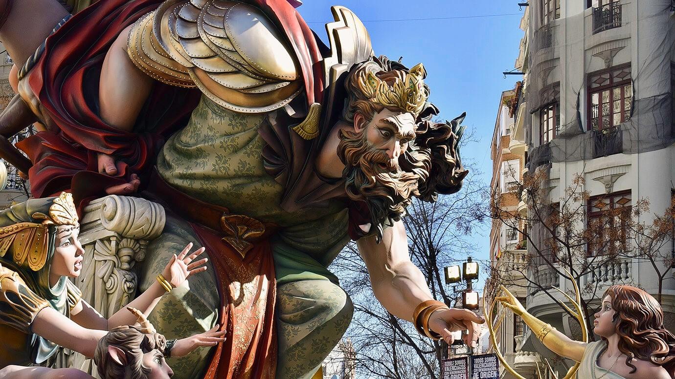geschiedenis Valencia Spanje