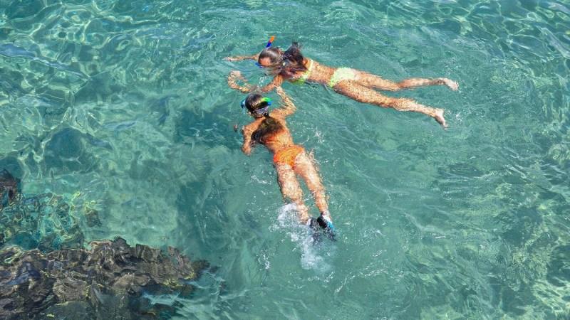 zee reservaat, Duiken - snorkelen in Jávea, Alicante, Costa Blanca