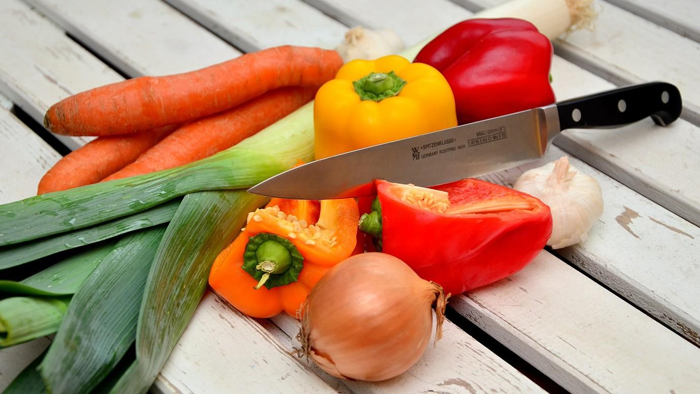 verse groenten, weerstand verhogen, gezond, gezonde voeding