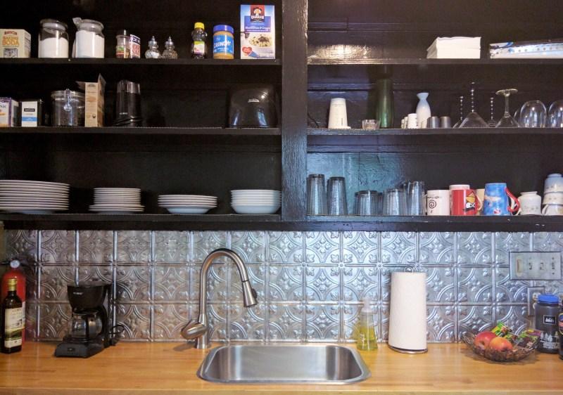 Beautiful kitchen workspace in Salt Lake City
